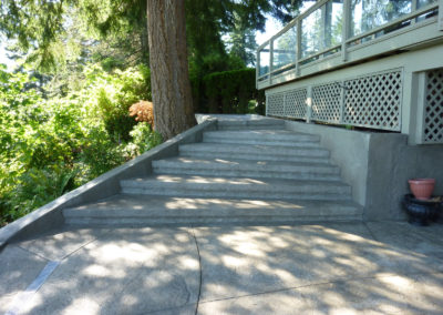 concrete stairs 1